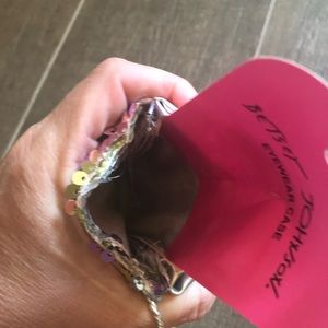 Betsey Johnson Accessories - NWT Betsey Johnson soft eyeglass case